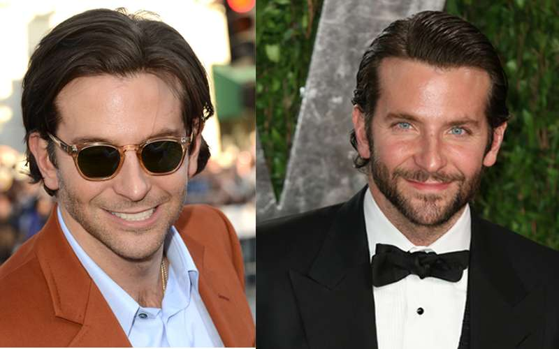 BradleyCooper Celebrities Beards Styles-30 Most Sexiest Actors with Beard
