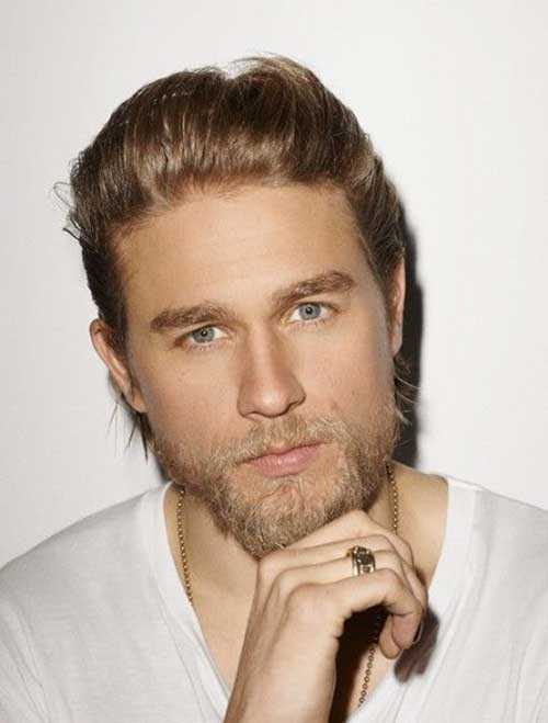 CharlieHunnam Celebrities Beards Styles-30 Most Sexiest Actors with Beard