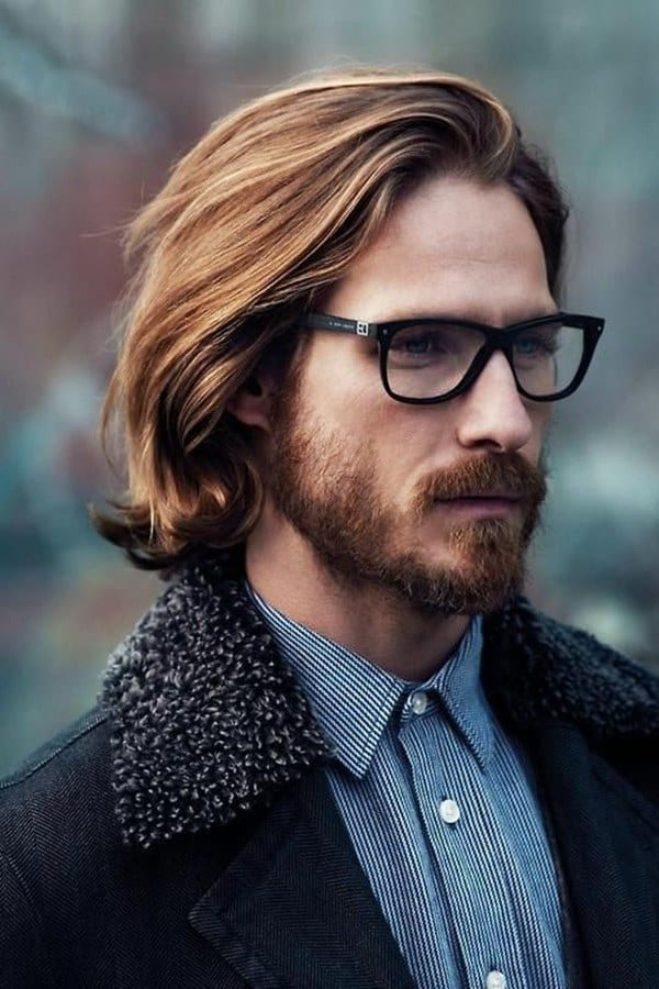 Cool-Mens-Looks-Wearing-Glasses-2 Full Beard Styles and Tips on Growing and Styling Full Beard
