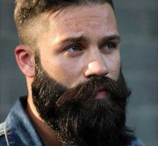 Facial-Hair-Styles-for-Men-326x300 Beard Styles for Round Face-28 Best Beard Looks for Round Faces
