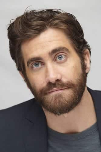 Jake-Gyllenhaal Celebrities Beards Styles-30 Most Sexiest Actors with Beard