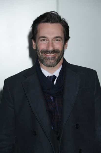 JohnHamm Celebrities Beards Styles-30 Most Sexiest Actors with Beard