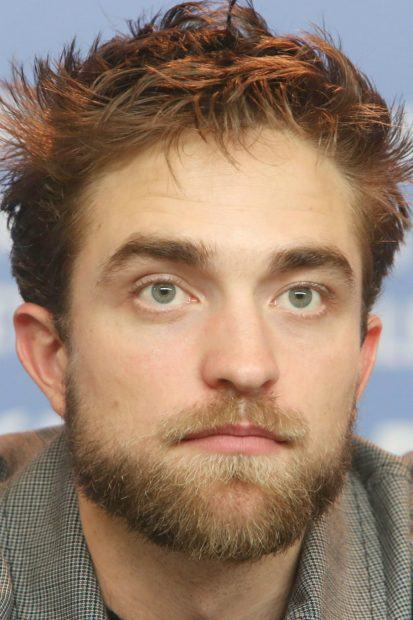 RobertPattinson Celebrities Beards Styles-30 Most Sexiest Actors with Beard