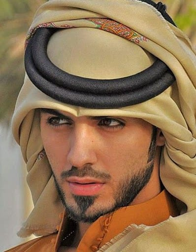 arabicstylebeard-1 Facial Hair Styles-30 Best Beard Styles 2018 with Names and Pictures