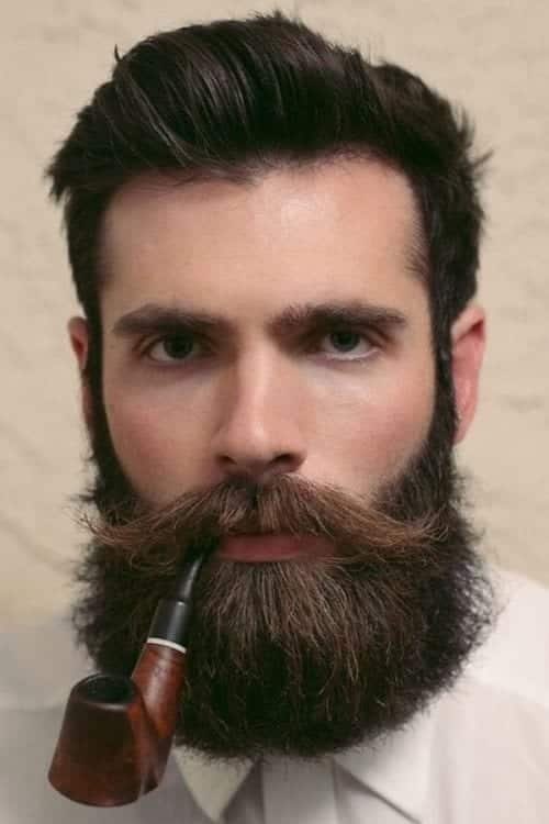 bandholz-1 Facial Hair Styles-30 Best Beard Styles 2018 with Names and Pictures