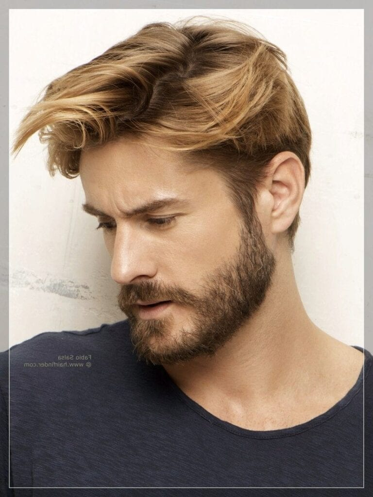 beard-styles-for-round-faces3-768x1024 Beard Styles for Round Face-28 Best Beard Looks for Round Faces