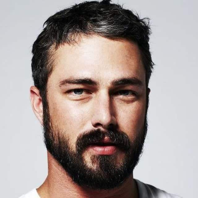 beard-styles-for-round-faces4 Beard Styles for Round Face-28 Best Beard Looks for Round Faces