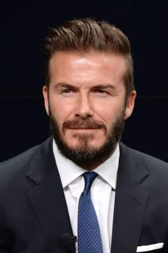 davidbeckham Celebrities Beards Styles-30 Most Sexiest Actors with Beard