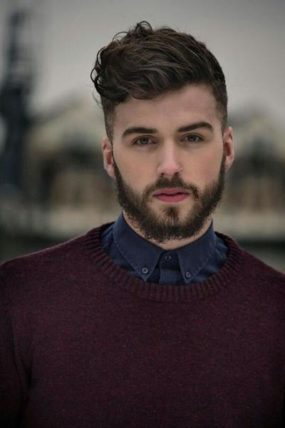 extendedgoatee-1 Facial Hair Styles-30 Best Beard Styles 2018 with Names and Pictures