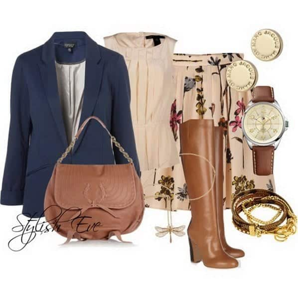 for-fall-thanksgivign-outfit 2018 Thanksgiving Outfits Ideas-30 Ways to Dress up on Thanksgiving