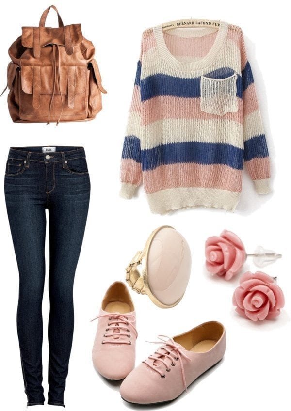 for-teens-thanksgiving-outfit 2018 Thanksgiving Outfits Ideas-30 Ways to Dress up on Thanksgiving