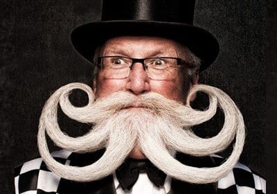 freestyle Funny Beard Styles-20 Weirdest and Unique Facial Hair Looks Ever