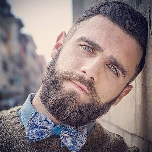 hipsterbeard-1 Facial Hair Styles-30 Best Beard Styles 2018 with Names and Pictures