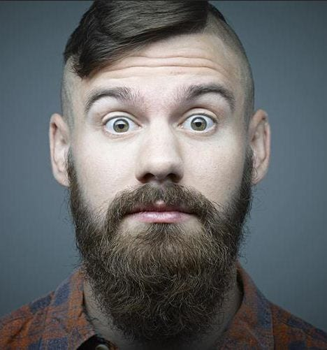 longbushybeard-1 Facial Hair Styles-30 Best Beard Styles 2018 with Names and Pictures