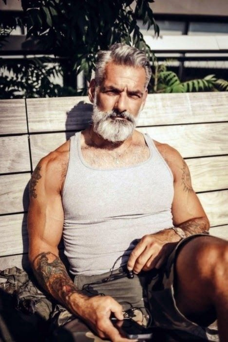 oldmanstyle-1 Facial Hair Styles-30 Best Beard Styles 2018 with Names and Pictures