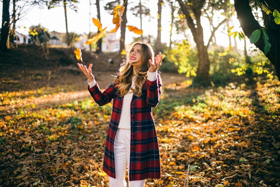 outdoor-thanksgiving-dinner-outfit 2018 Thanksgiving Outfits Ideas-30 Ways to Dress up on Thanksgiving