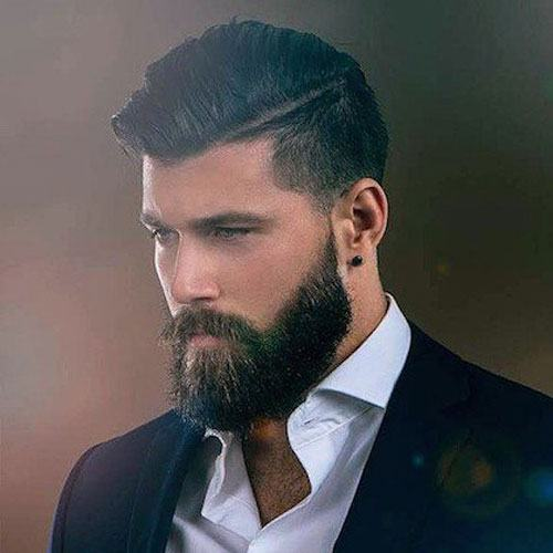 prefessionalbeard-1 Facial Hair Styles-30 Best Beard Styles 2018 with Names and Pictures