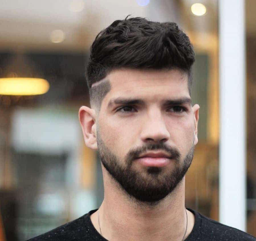 shavedlines-1 Facial Hair Styles-30 Best Beard Styles 2018 with Names and Pictures
