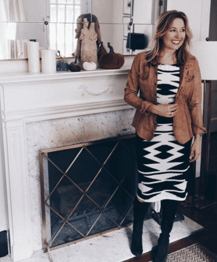 thanksgiving-dress 2018 Thanksgiving Outfits Ideas-30 Ways to Dress up on Thanksgiving