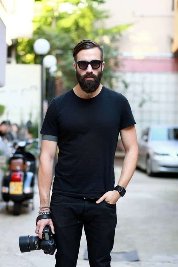 tightbeard Facial Hair Styles-30 Best Beard Styles 2018 with Names and Pictures