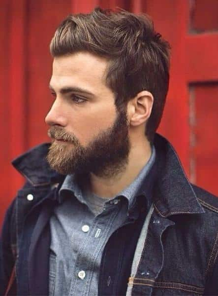 tillneck Facial Hair Styles-30 Best Beard Styles 2018 with Names and Pictures