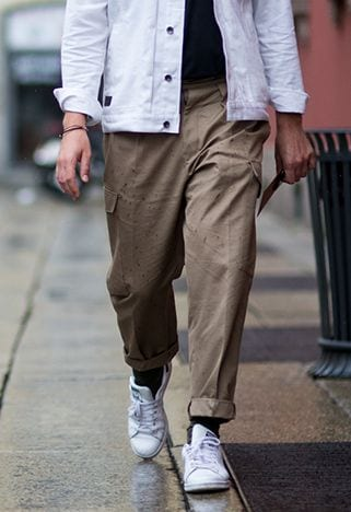 10 Cargo Pants Outfits for Men - 17 Ways to Wear Cargo Pants