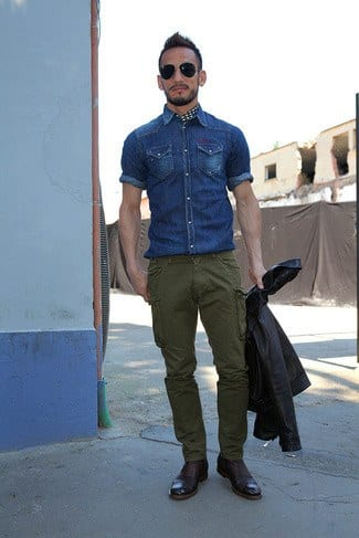 14 Cargo Pants Outfits for Men - 17 Ways to Wear Cargo Pants