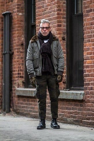 15 Cargo Pants Outfits for Men - 17 Ways to Wear Cargo Pants