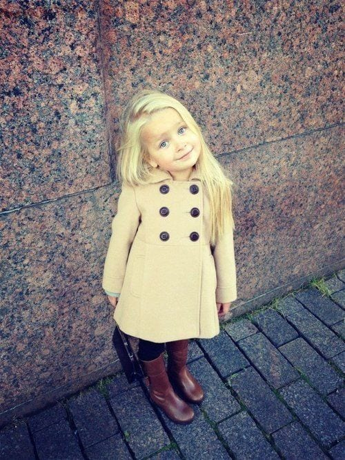 35e78c8f27f160a1f95e4be29cf713c6 Casual Outfits for Kids-23 Cool Dresses for Baby Casual Style