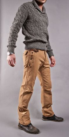 6 Cargo Pants Outfits for Men - 17 Ways to Wear Cargo Pants
