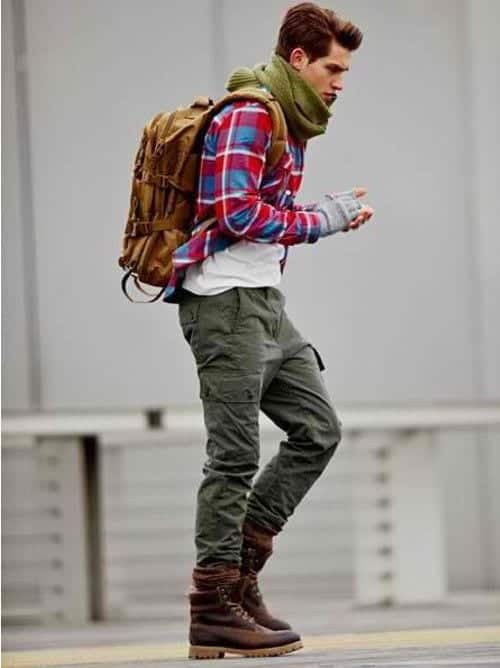 Cargo Pants Outfits for Men - 17 Ways to Wear Cargo Pants