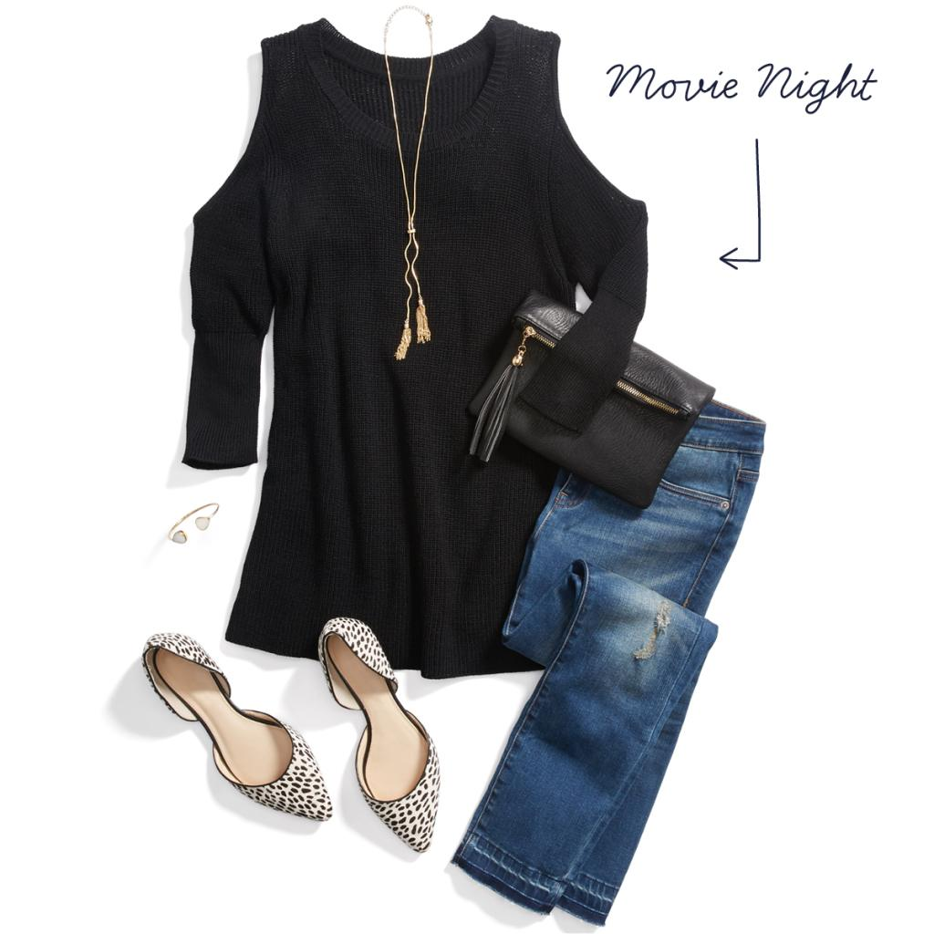 Date-Night_5-1024x1024 Movie Date Outfits - 20 Ideas how to Dress up for Movie Date