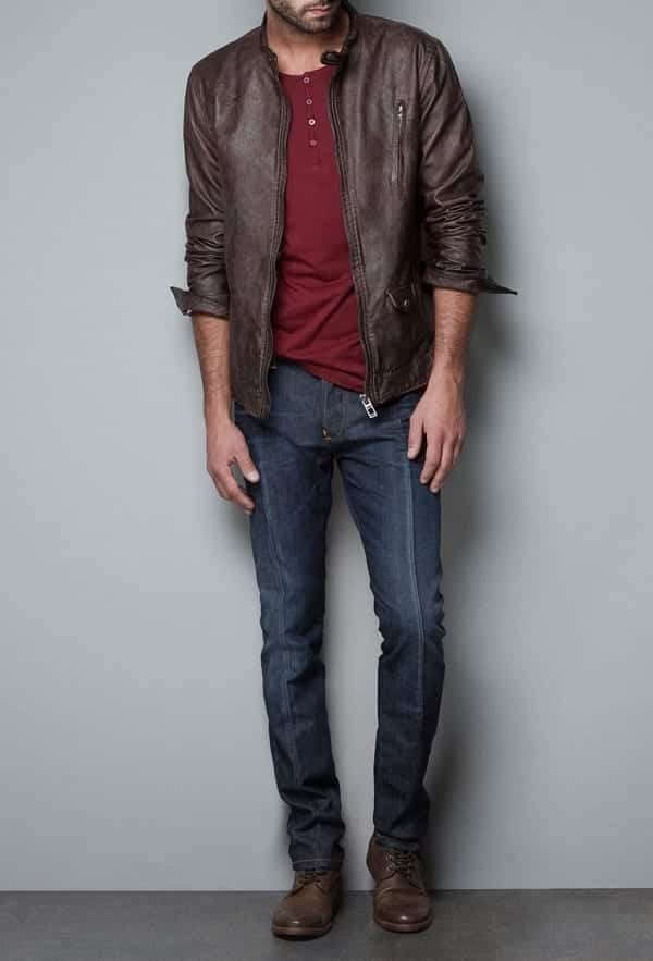 Jeans-Style-Men-2013 Christmas Outfits for Guys 19 Ways How to Dress for Christmass