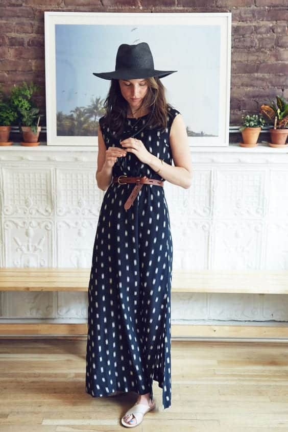 Maxi-Dress Casual Outfits for Women - 23 Cute Dresses for Casual Look