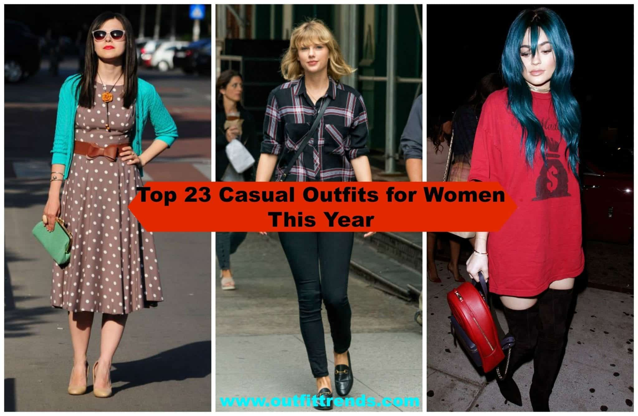 best-casual-outfits-for-women Casual Outfits for Women - 23 Cute Dresses for Casual Look