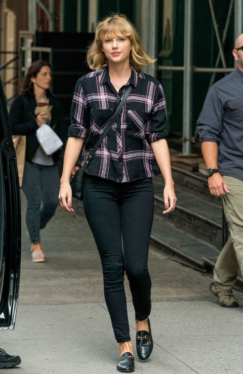 causal-outfit-celebrity-taylor-swift Casual Outfits for Women - 23 Cute Dresses for Casual Look