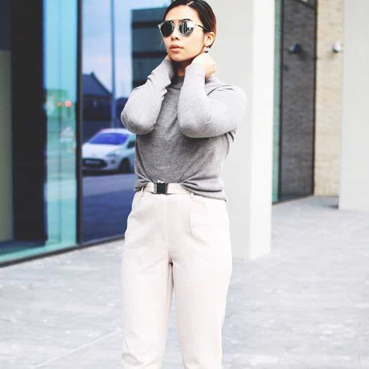 cig-pants-for-women Outfits Men love on Women-These 20 Outfits Your Man Wants you to Wear