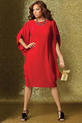 Christmas Party Plus Size Dresses