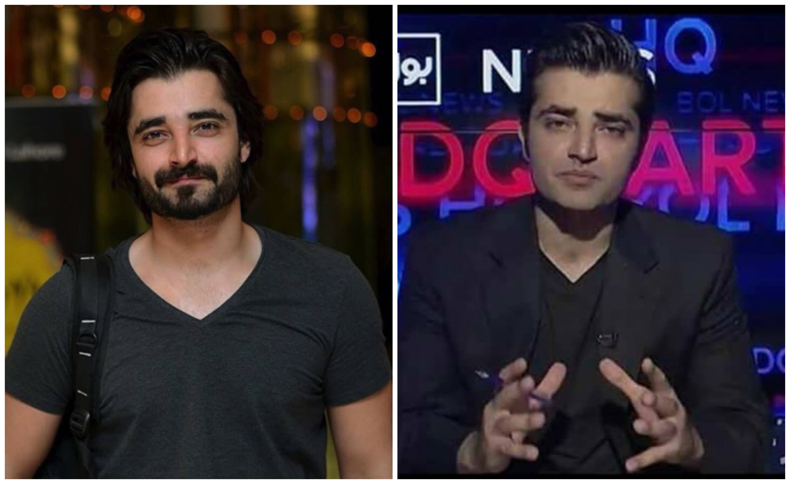 hamza-ali-abbasi-with-and-without-beard Beard Styles for Asian Men-20 Best Beard looks for Asian Men