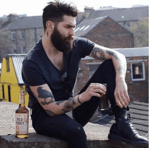 men-beard-swag Sexy Beard Styles - 50 Latest Beard Styling Ideas for Swag