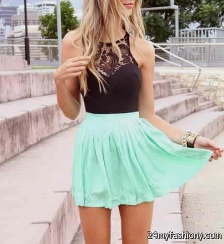 mini-skirts-summer-for-women Outfits Men love on Women-These 20 Outfits Your Man Wants you to Wear