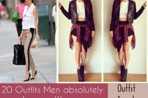 outfits men love on women