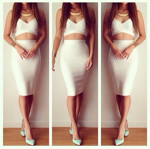 pencil-skirts Outfits Men love on Women-These 20 Outfits Your Man Wants you to Wear
