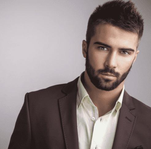 short-boxed-beard Sexy Beard Styles - 50 Latest Beard Styling Ideas for Swag