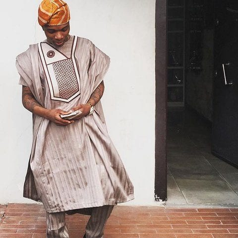 traditional-african-casual-outfit 30 Casual Outfits Ideas For Black Men - African Men Fashion