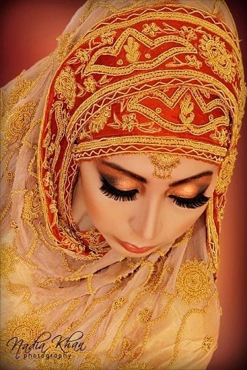 Maang Tikka With Hijab 17 Ways To Wear Hijab With Maatha