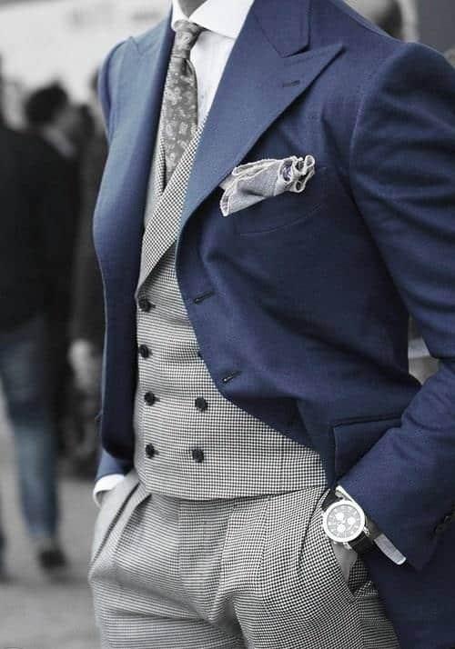 slacks-1 Semi-Formal Outfits For Guys-18 Best Semi Formal Attire Ideas