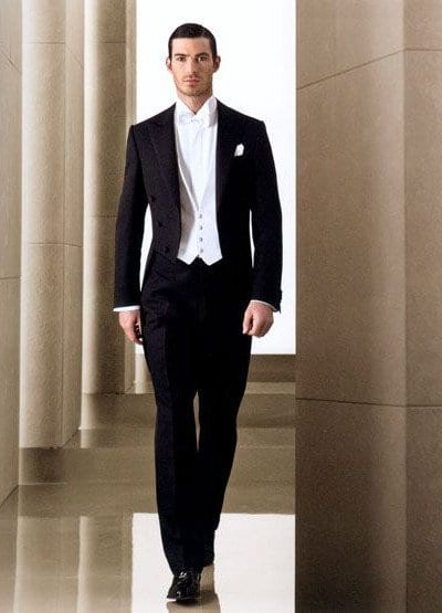 white-tie Casual Wedding Outfits for Men -18 Ideas What to Wear as Wedding Guest