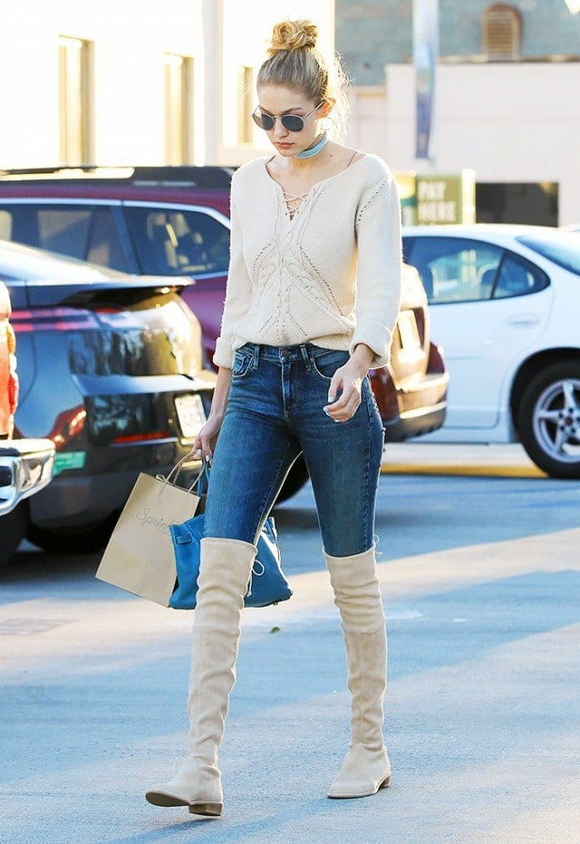16 Cute Tops to Wear with Jeans - 21 Jeans Tops Outfit Ideas