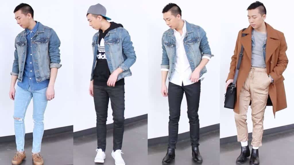 A denim jacket is an excellent option for many outfits. The garment is perfect for adding a simple yet stylish finishing touch to an array of looks. To find out how to rock this menswear staple the right way, just follow this useful style guide on what to wear with a denim jacket for an impressive appearance.